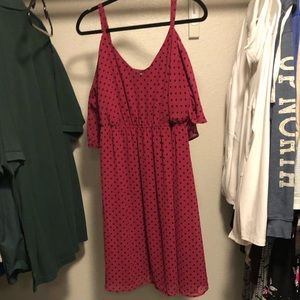 """Torrid """"skater"""" dress"""